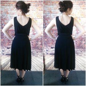 Rabbit Rabbit Rabbit Dresses - SALE! Classic Chic V-Neck Little Black Dress